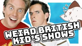 Weird TV Shows I Watched As A Kid