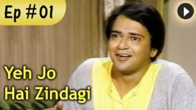 Yeh Jo Hai Zindagi –  Episode#1 – Wife's Anniversary – Best TV Shows