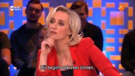 Hilarious Donald Trump Impersonator at Dutch TV show