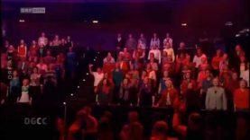Flashmob in TV show – Die große Chance der Chöre – O Fortuna  – Uni Chor Vienna