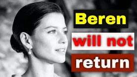Why does Beren Saat not want to work in Turkish TV shows?